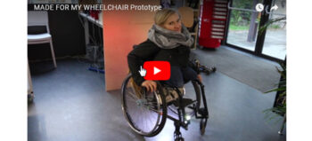Made for my Wheelchair