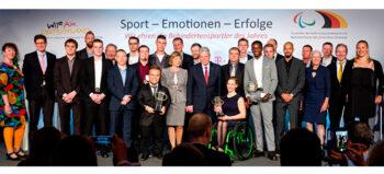 Das sind die Behindertensportler des Jahres 2017