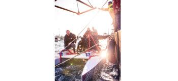 Mit dem Rollstuhl aufs Wasser – das Handicap-Boot der FH Kiel
