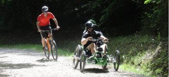Quadrix – Geländerollstuhl aus Frankreich