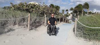Marathon, Miami und Mexiko: Ein Rollstuhlreisebericht