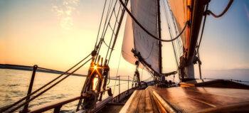 Segeln auf der Tenacious und der Lord Nelson