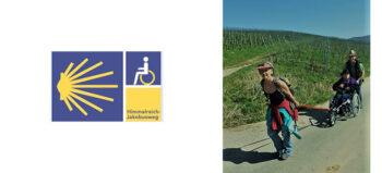 Pilgerweg für alle – Mit dem Rollstuhl auf dem Jakobsweg