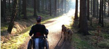 Handbikerin Manu: Dogtrekking hat mich auf ein neues Lebens-Level katapultiert