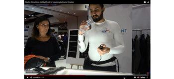 MyndMove – Kleidungsbasierte Technologie zur funktionellen Elektrostimulation
