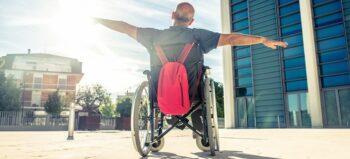 """Leben mit Querschnittlähmung: """"Ich lasse mir gerne helfen!"""""""