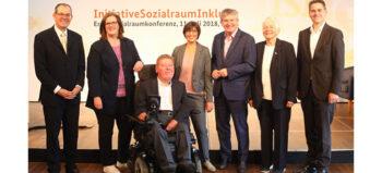 Initiative für mehr Barrierefreiheit in Kommunen