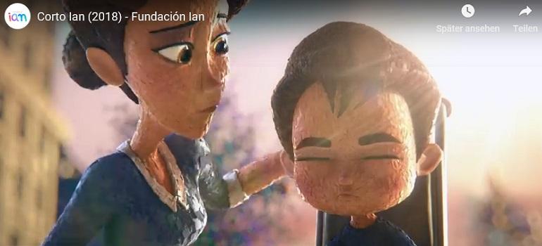 Herzergreifender Kurzfilm über Jungen im Rollstuhl