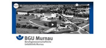 50 Jahre Murnauer Zentrum für Rückenmarkverletzte