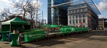 Karneval barrierefrei: Logenplätze für Rollstuhlfahrer