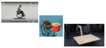 Anhänger und Co.: Dinge transportieren im Rollstuhl