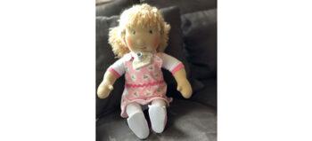 Puppen mit Handicap