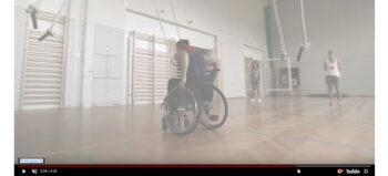 Ninja Warrior im Rollstuhl