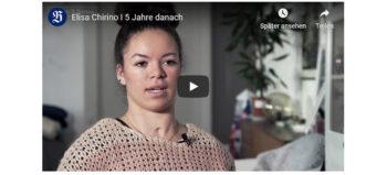 Elisa Chirino: Fünf Jahre im Rollstuhl