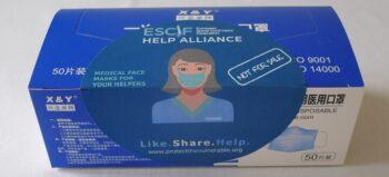 Bei Assistenz- und Pflegebedarf: Kostenlose Masken für Hilfspersonen