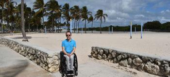 Mit dem Rollstuhl: Rundreise in Florida