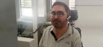 Leben mit Querschnittlähmung: Ermittler trotz Handicap – Polizist Herold kämpfte sich zurück