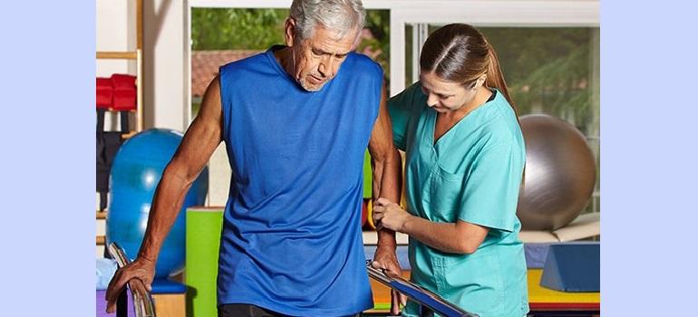 Physiotherapie in der Praxis