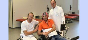 Brain-Computer-Interface für eine Rollstuhlsteuerung nur mit den Gedanken