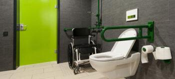 Wheelmate – App für barrierefreie Toiletten und Parkplätze