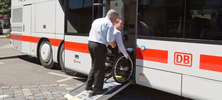 So rollstuhlgerecht sind Fernlinienbusse