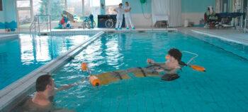 Ab ins Wasser! Hilfsmittel für querschnittgelähmte Wasser(sport)fans