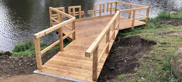 Barrierefreie Angelplätze: Rollstuhltaugliche Spots für naturnahes Hobby