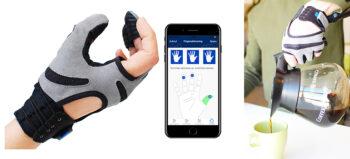 Verbesserung der Handfunktion bei Menschen mit einer chronischen Rückenmarksverletzung durch robotischen Handschuh