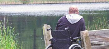 Altwerden ist nichts für Feiglinge – Über das Altern mit Querschnittlähmung