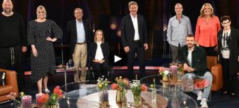 """TV-Talk: """"Aufgeben war nie eine Option"""""""