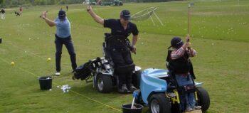 Golf – Mit dem Rollstuhl aufs Grün