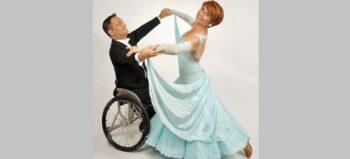 Leben mit Querschnittlähmung: Wer tanzt, lässt sich nicht hängen