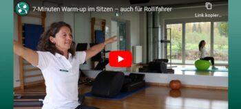 Video-Reihe: Fit und beweglich -Übungen für zuhause