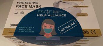 Kostenlose FFP2- und OP-Masken für Menschen mit Querschnittlähmung