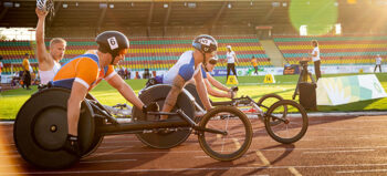 Starte Deinen Weg in den Parasport