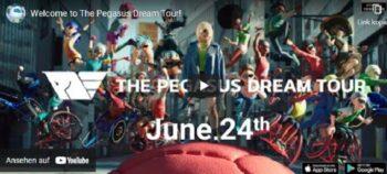 """Avatare im Rollstuhl: """"The Pegasus Dream Tour"""""""