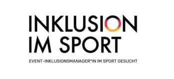 Personalstelle im Sport: Event-Inklusionsmanagerin beim Deutschen Rollstuhl-Sportverband (DRS)