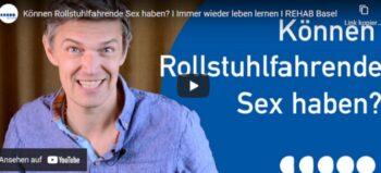 Im Video: Über Sexualität und Querschnittlähmung sprechen