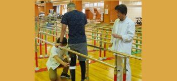 """Deutsch-japanische Forschungskooperation: """"Gehen nach Querschnittlähmung"""""""