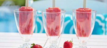 Eispops: Gefrorene Cocktails