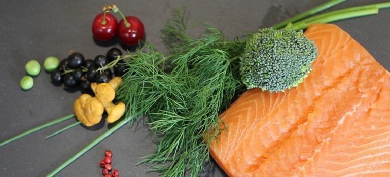 Sieben Lebensmittel für eine gesunde Haut