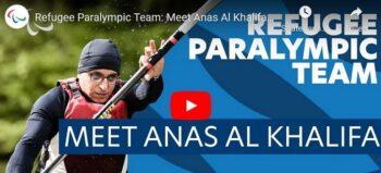 """""""Das mutigste Sportteam der Welt"""": Das Refugee Paralympic Team – mit Parakanute Anas Al Khalifa"""
