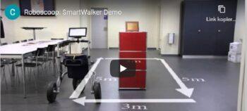 Smart Walker – Rollator der Zukunft