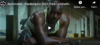 Paralympics: Emotionale Trailer zur Musik von Rammstein